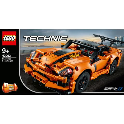 LEGO Technic - Chevrolet Corvette ZR1 - 42093
