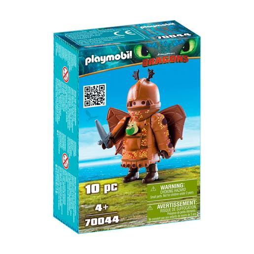 Playmobil - Perna de Peixe com Flight Suit - 70044