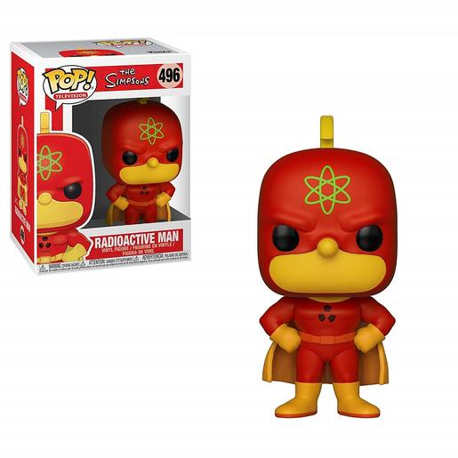 The Simpsons - Radioactive Man - Figura Funko POP