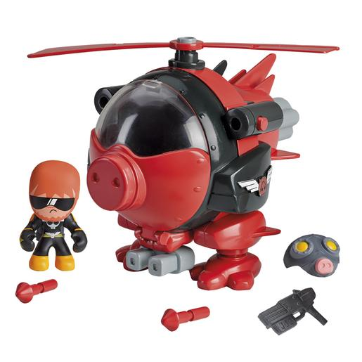 Mutant Busters - Mutant Copter
