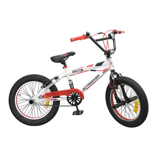 4de225382 Bicicleta BMX Free Style 18 Polegadas