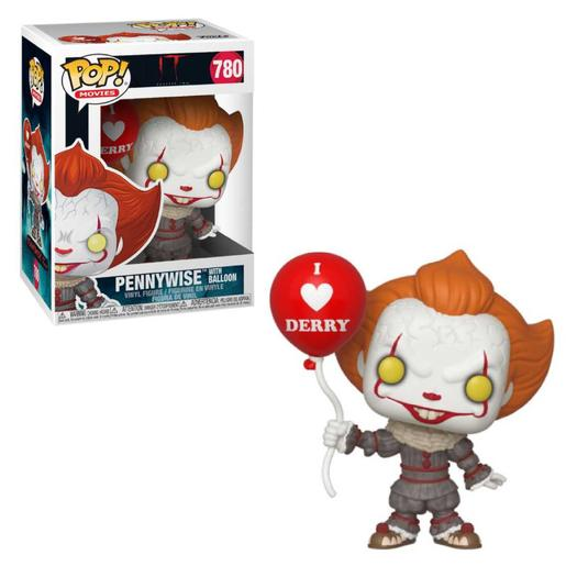 It Chapter 2 - Pennywise com Balões - Figura POP