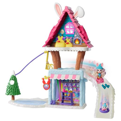 Enchantimals - Playset Chalé de Ski