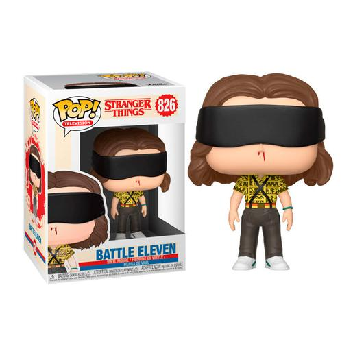 Stranger Things - Battle Eleven - Figura POP