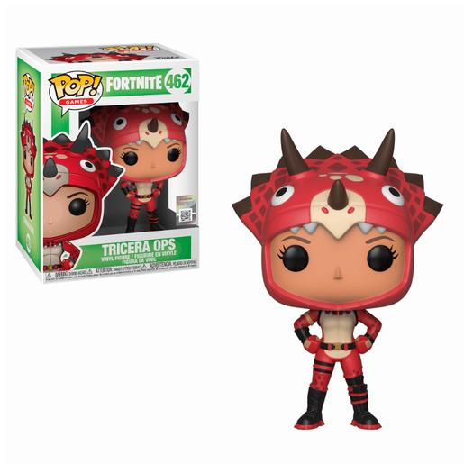 Fortnite -  Tricera Ops - Figura Funko POP