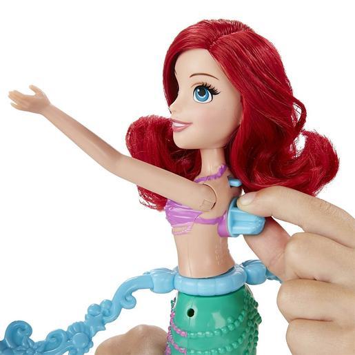 Cinderela Mini Boneca e Amigo Princesas Disney Hasbro