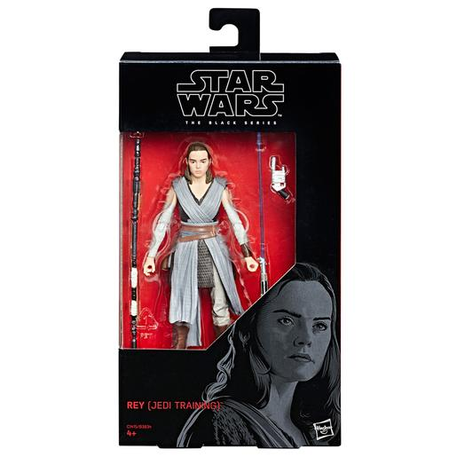 Star Wars - Rey - Figura Black Series