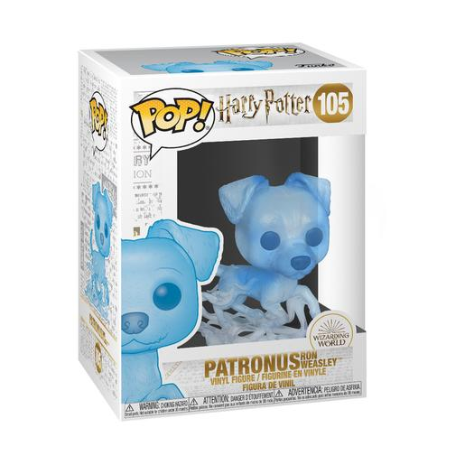 Harry Potter - Patronus do Ron Weasley - Figura Funko POP