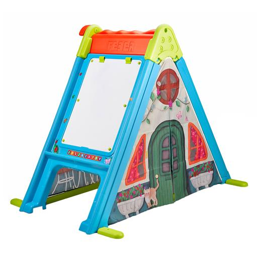 Feber - Play&Fold Activity House 3 en 1