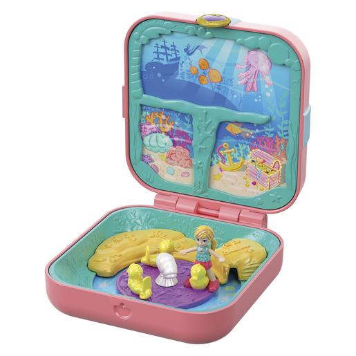 Polly Pocket - Mundo Surpresa Sereias
