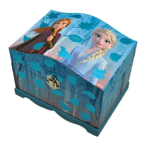 Frozen - Guarda-Joias com Luz Led Frozen 2