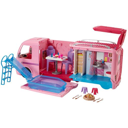 Barbie - Autocaravana da Barbie