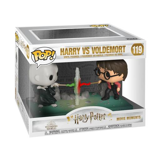 Harry Potter - Harry VS Voldemort - Figuras Funko POP