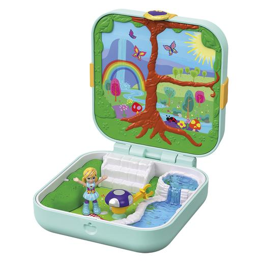 Polly Pocket - Mundo Surpresa Bosque Mágico