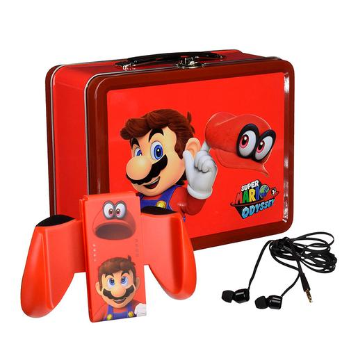 Nintendo Switch - Kit Lancheira Super Mario Odyssey