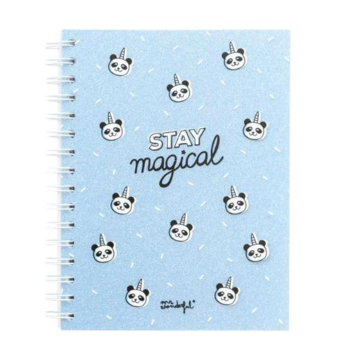 Mr. Wonderful - Stay Magical - Caderneta