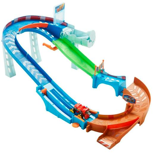 Fisher Price - Blaze e Os Monster Machines - Flip and Race Speedway
