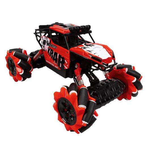 Xtrem Raiders - Monster Krab Todo-o-terreno RC