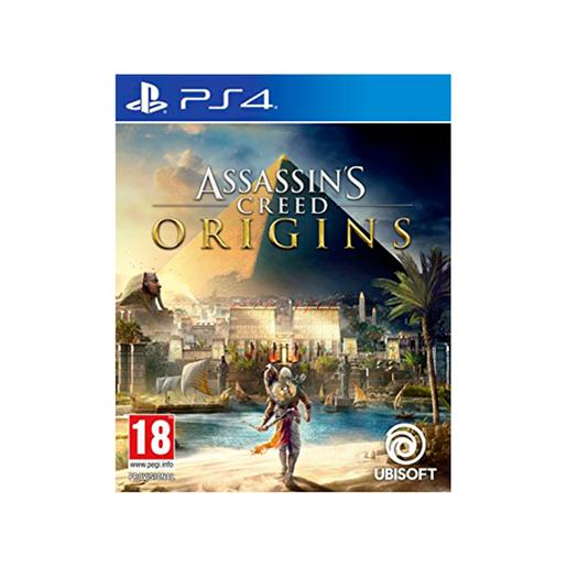 PS4 - Assassins Creed Origins