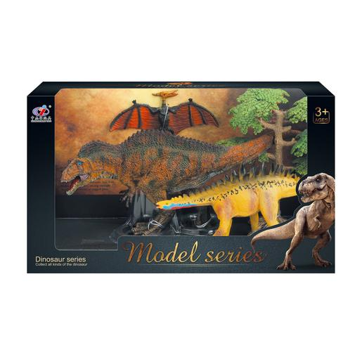 Pack 3 Dinossauros Model Series