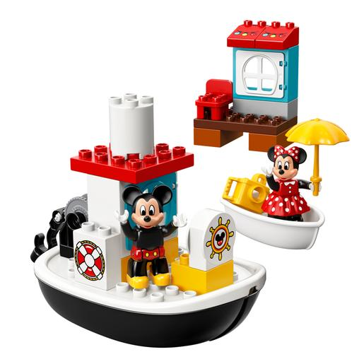 LEGO Duplo - O Barco do Mickey - 10881