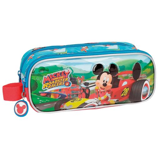 Mickey Mouse - Nécessaire 2 Compartimentos Mickey e os Superpilotos