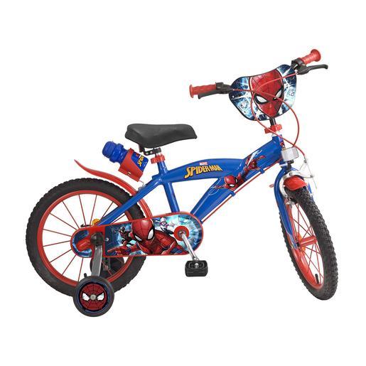Toimsa Bicicleta Spider-Man 16