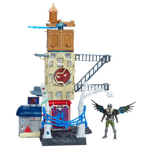 Spider-Man - Playset Web City
