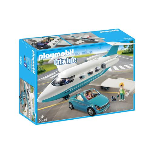 Playmobil - Jet Privado - 9504