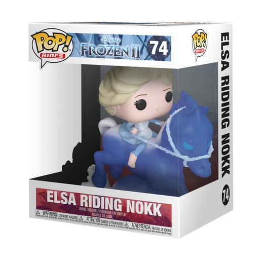 Frozen - Elsa Riding Nokk - Figura Funko POP Frozen 2