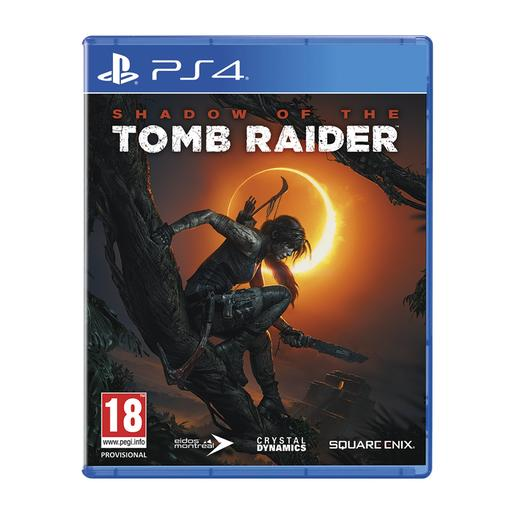 PS4 - Shadow of the Tomb Raider