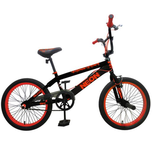 Bicicleta BMX Freestyle Unleaded 20 Pulgadas