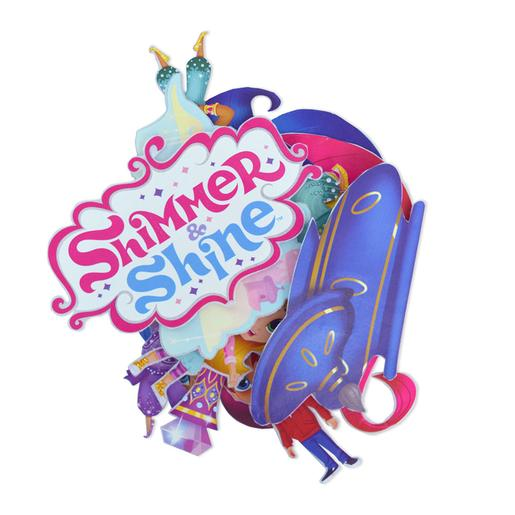 Shimmer and Shine - Set Criativo de Historias