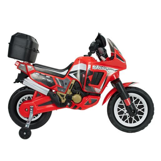 Injusa - Moto Honda Africa Twin Red 6V