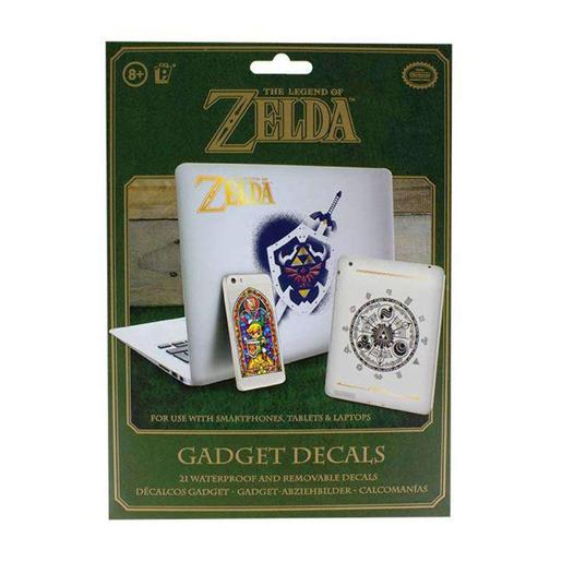 The Legend of Zelda - Pack de Autocolantes