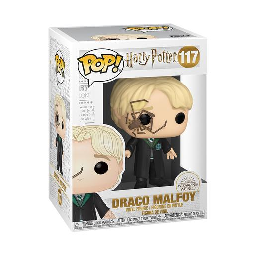 Harry Potter - Malfoy com Aranha - Figura Funko POP