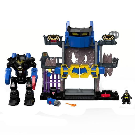 Fisher Price - Imaginext DC - Robot Batcaverna