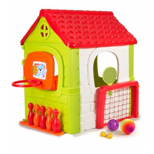 Feber Casa Multi Activity House 6in1