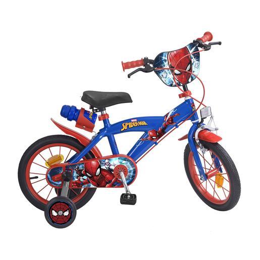 Spider-Man - Bicicleta 14 Polegadas