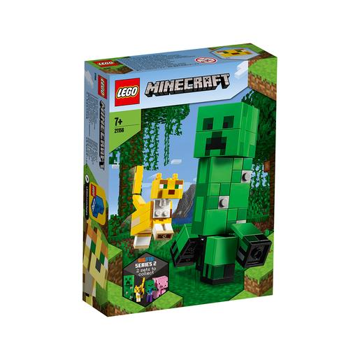 LEGO Minecraft - BigFig: Creeper e Ocelote 21156