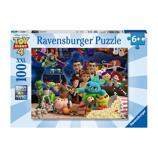 Ravensburger - Toy Story - Puzzle 100 Peças Toy Story 4
