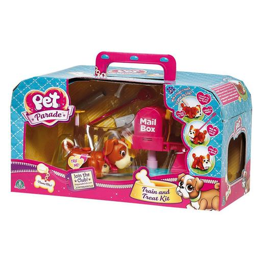 Pet Parade - Mailbox Playset com Cachorro