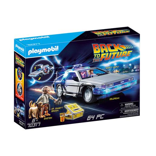 Playmobil - Back to the Future DeLorean (70317)