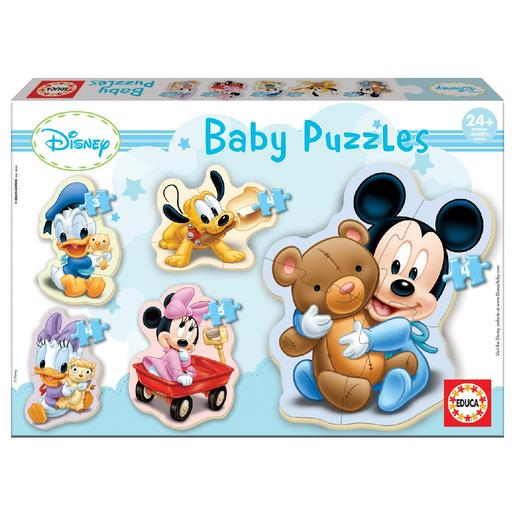 Educa Borrás - Mickey Mouse - Baby Puzzles
