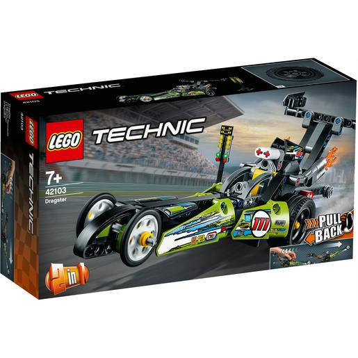 LEGO Technic - Dragster - 42103
