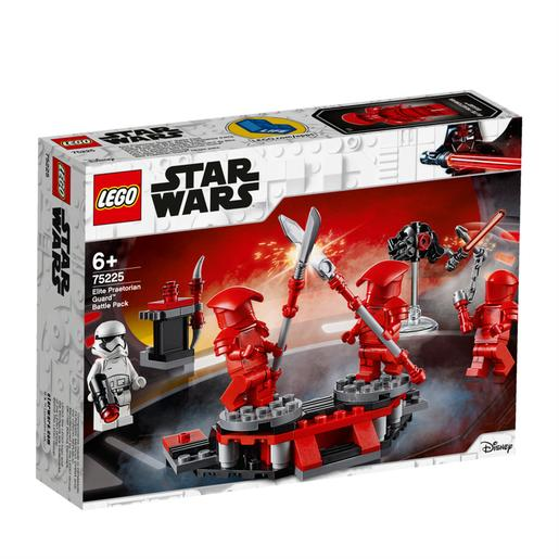 LEGO Star Wars - Pack de Batalha Elite Praetorian Guard - 75225