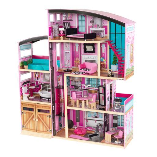 Kidkraft - Casa de Bonecas Shimmer em Madeira