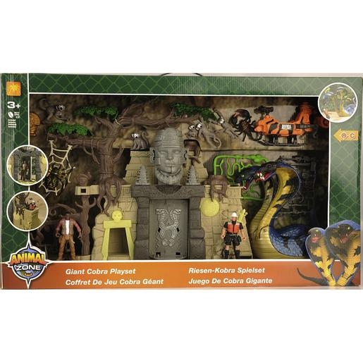 Animal Zone - Playset Gigante Cobra
