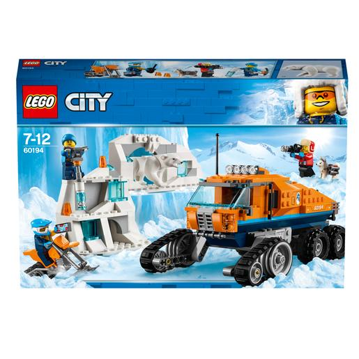 LEGO City - Camião Explorador do Ártico - 60194