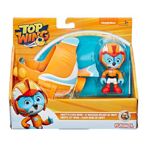 Playskool - Top Wing Swift - Figura e Veículo